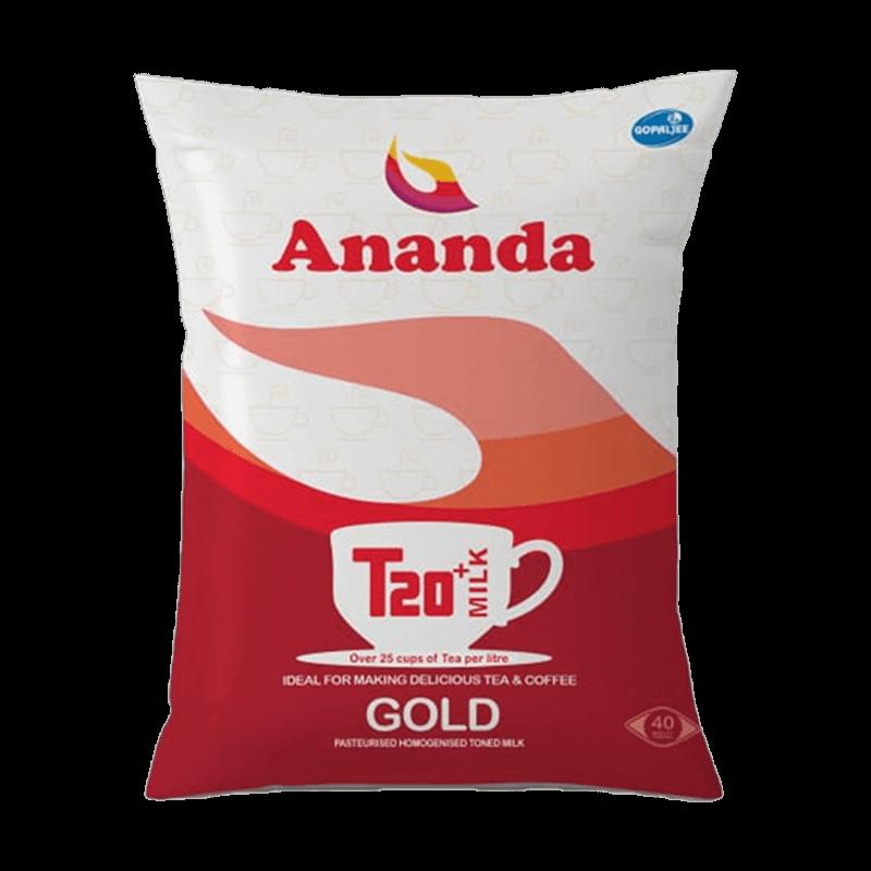 t-20 Gold Milk
