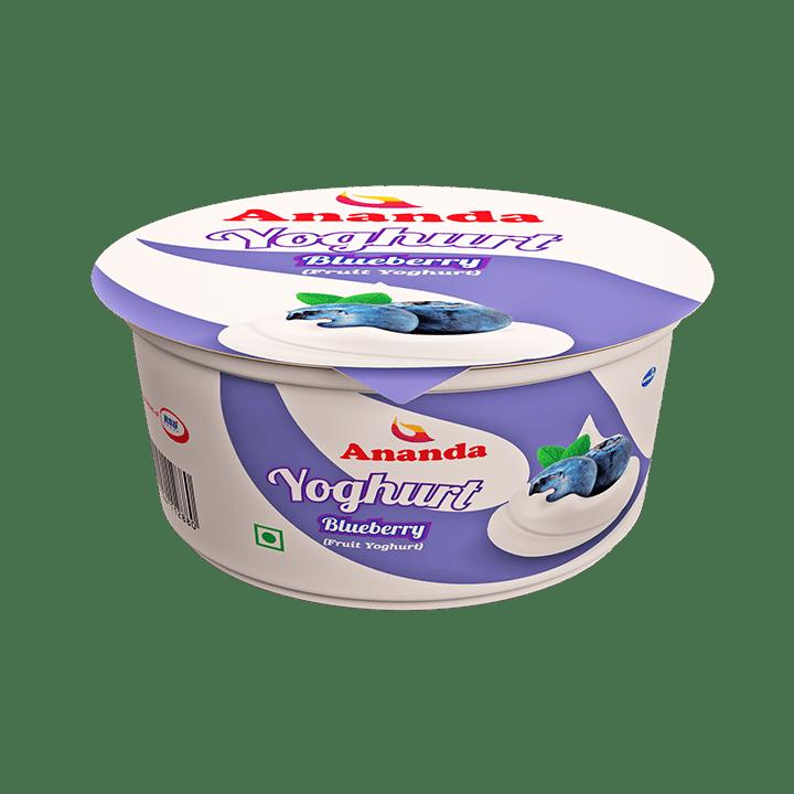 Blueberry Yoghurt