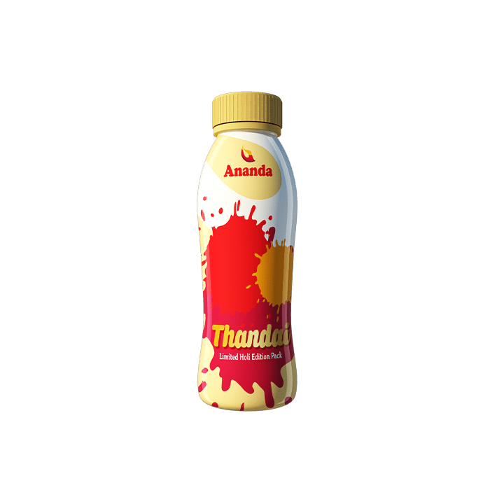Thandai Flavoured Milk