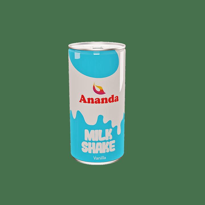 Vanilla Milk Shake