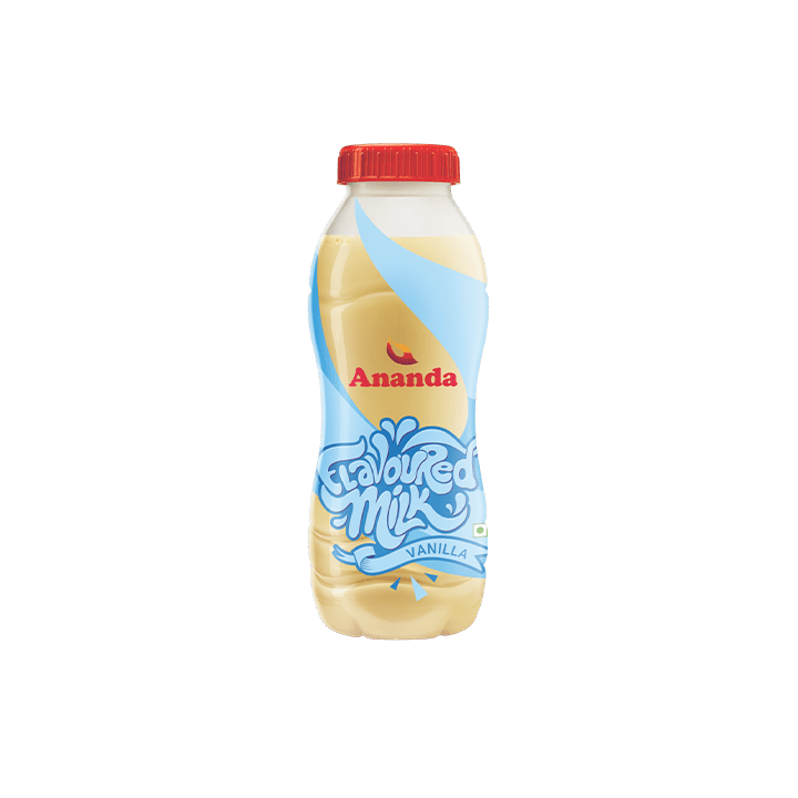 Vanilla Flavoured Milk