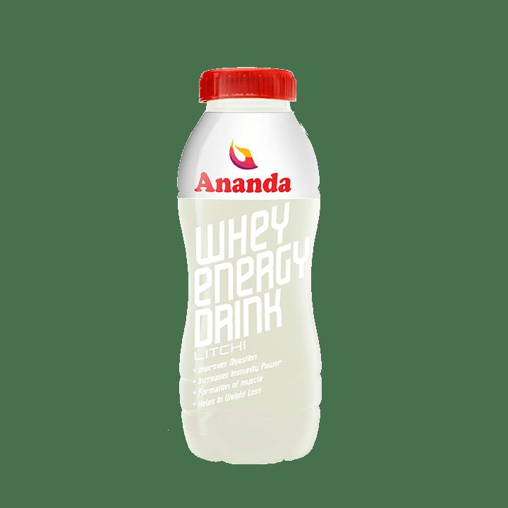 Whey Energy Drink Litchi