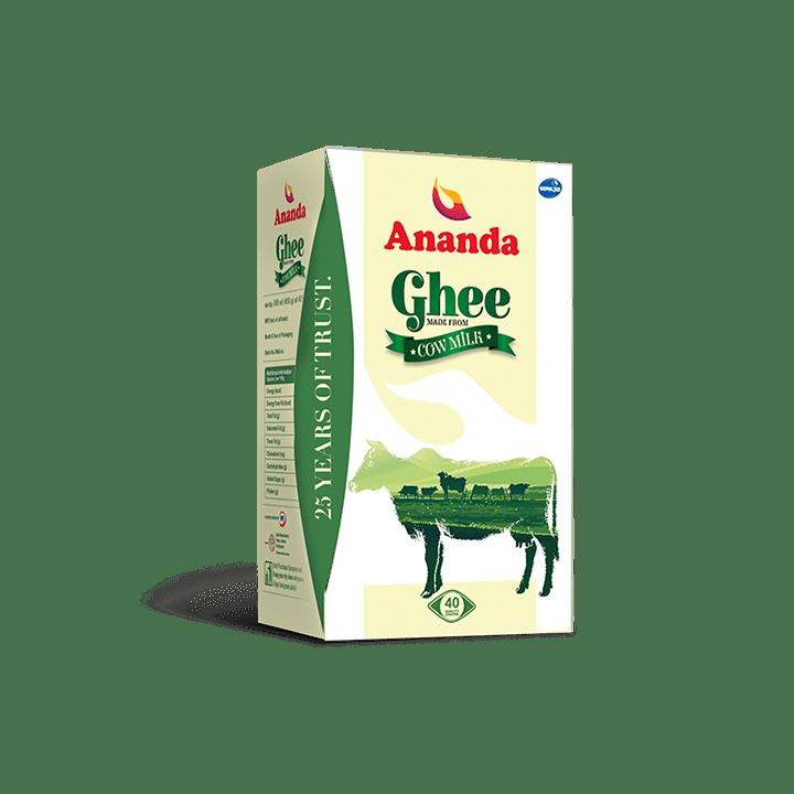 Cow Milk Ghee