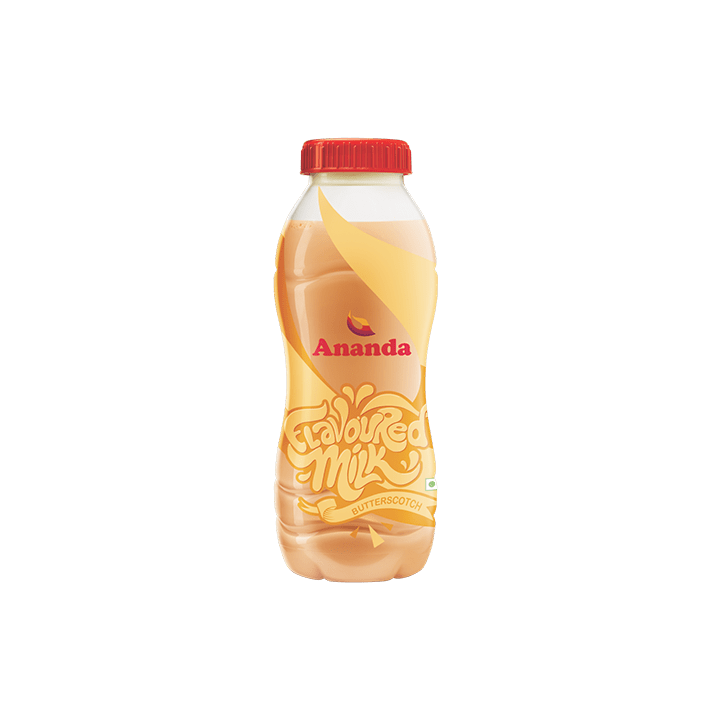 बटरस्कॉच स्वादिष्ट दूध