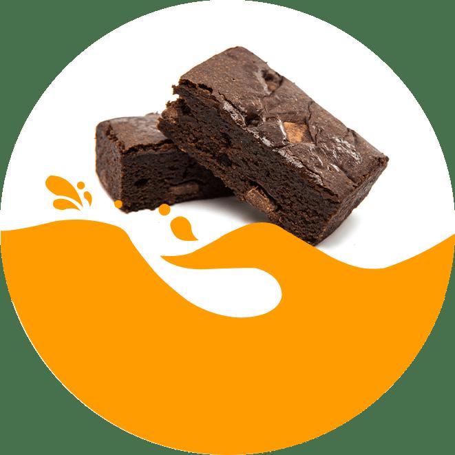 Chocolate Brownies – Eggless