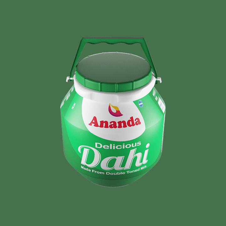 Double Toned Milk Dahi