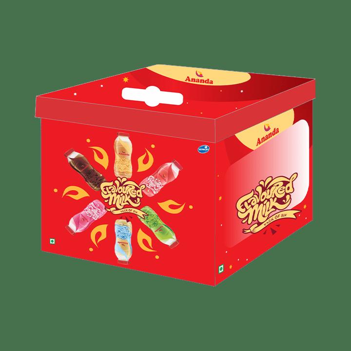 Flavoured Milk Festive Pack