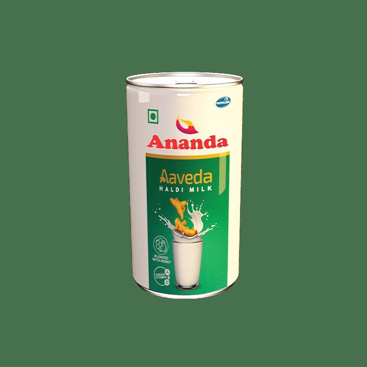 Haldi Milk Can