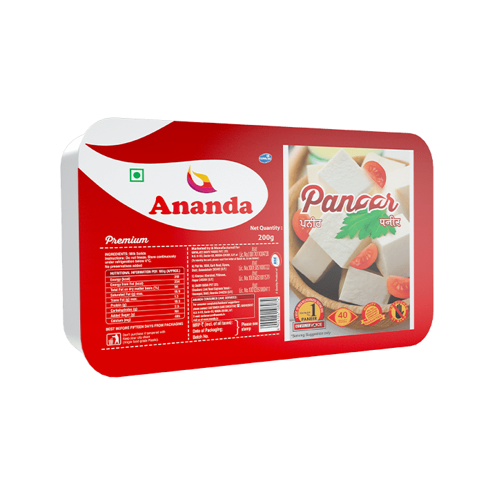 Premium Paneer Pack