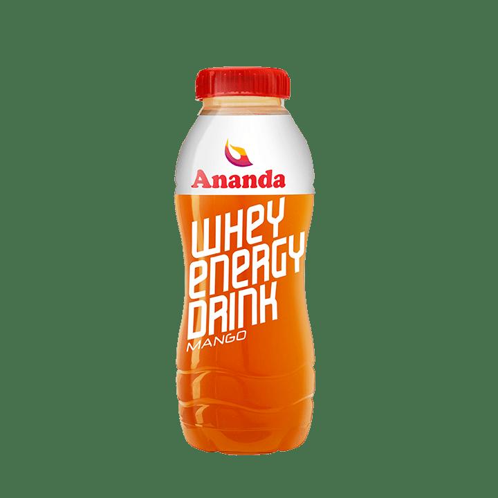 Whey Energy Drink Mango