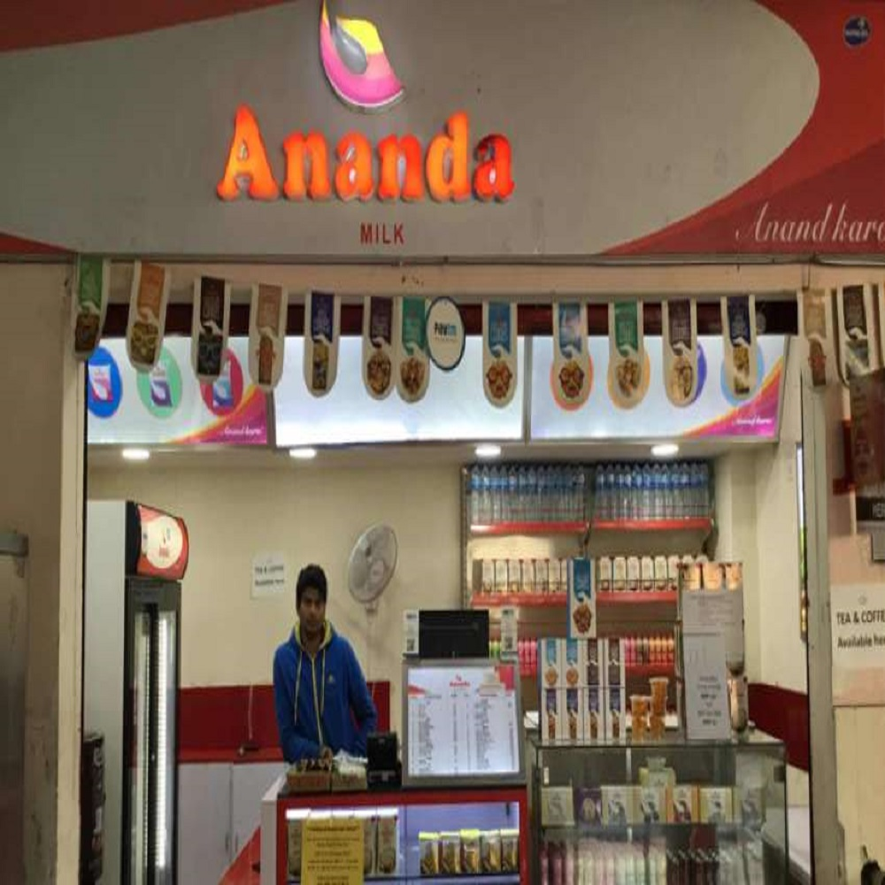 Dairy Firm Ananda Plans For New Stores In Delhi