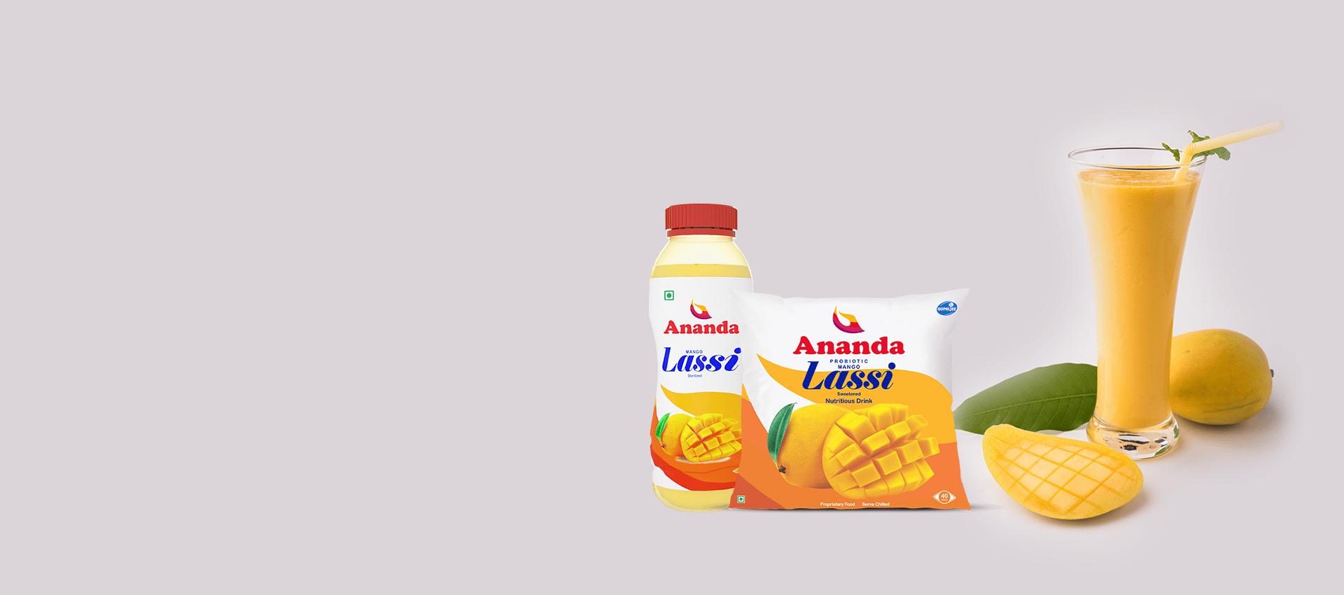 Mango Lassi Banner
